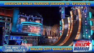 anw the best of dallas city qualifiers s10e01