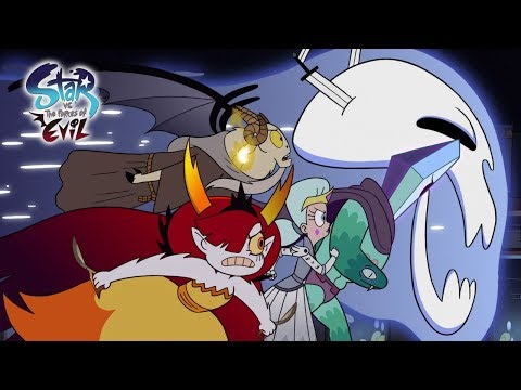 Star Vs. The Forces of Evil - Toffee vs Magic High Commission ❰2K 60FPS❱