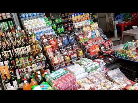 Муйне, рынок, кофе, фрукты, цукаты. Вьетнам.2019.