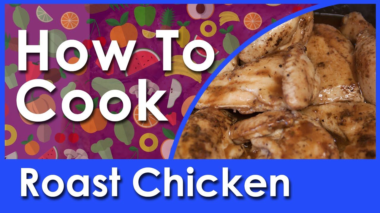 how to cook roast chicken start 400f