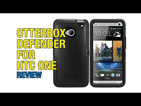 Otterbox Defender Series Case Review for HTC One