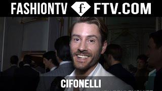 Cifonelli Trends Spring/Summer 2016 | Paris Men's Fashion Week | FashionTV