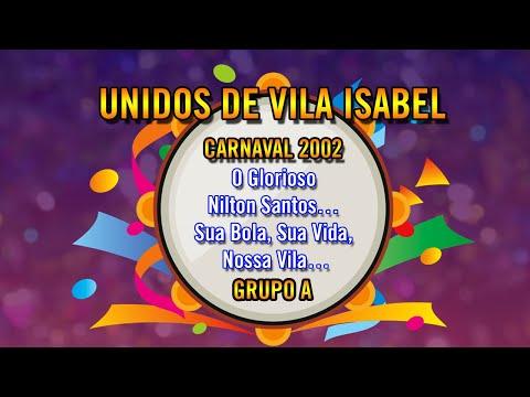 [Compacto] Unidos de Vila Isabel 2002