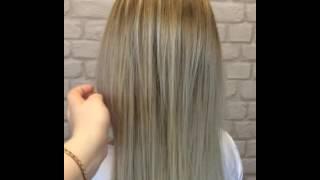 растяжка цвета, блонд(брондирование #блонд #растяжкацвета #шатуш #балаяж #мелированиеволос #осветлениеволос #красотанаволосах., 2016-09-26T22:26:50.000Z)