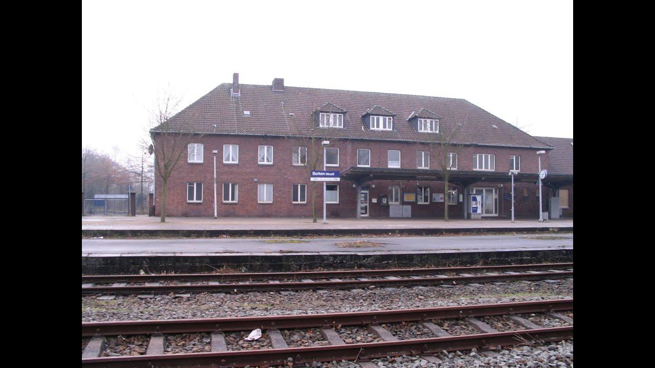 Bahnhof Borken Westfalen