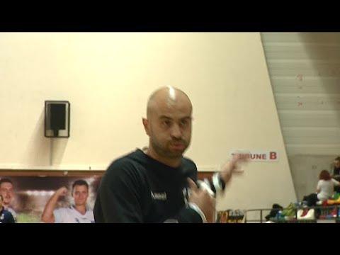 Handball: Obrad Ivezic, l'ange gardien du Grand Nancy Métropole