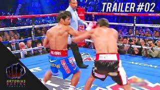Pacquiao vs Marquez Quadrilogy Punch Count (Trailer#02)