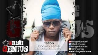 Teflon - Donkey Lense (I-Octane, Alkaline, Gage & Tommy lee Diss) December 2014