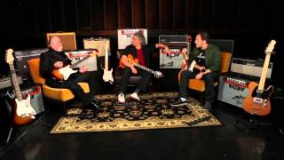 Roland GA Amplifiers Roundtable