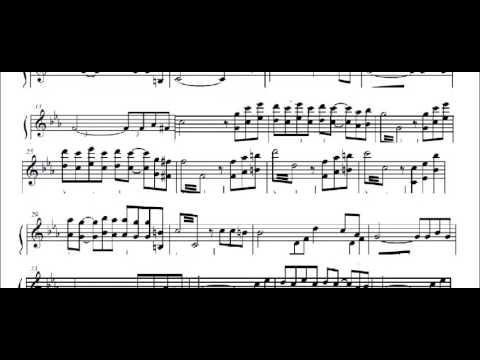 The Godfather theme Violin sheet music
