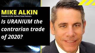 RI QUARANTINED EP12 - Talking Uranium with Mike Alkin & Tim Chilleri