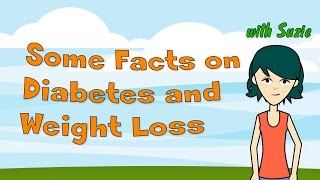 Some Facts on Diabetes and Weight Loss