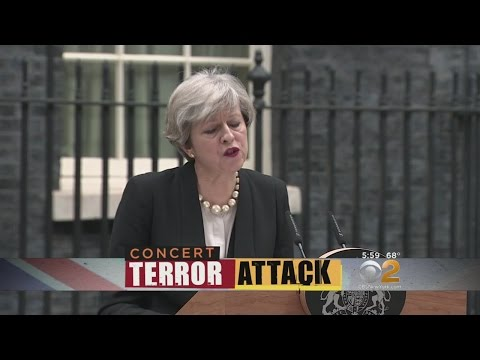 May Raises Terror Threat In England To Critical