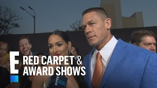 John Cena & Nikki Bella Open Up About Engagement | E! Live from the Red Carpet