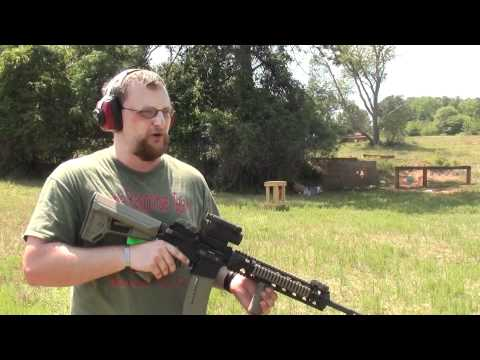 Good everyday AR-15 rifle drills