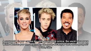 Katy Perry defende Justin Bieber ao ouvir Lionel Richie questionar qualidade vocal do cantor