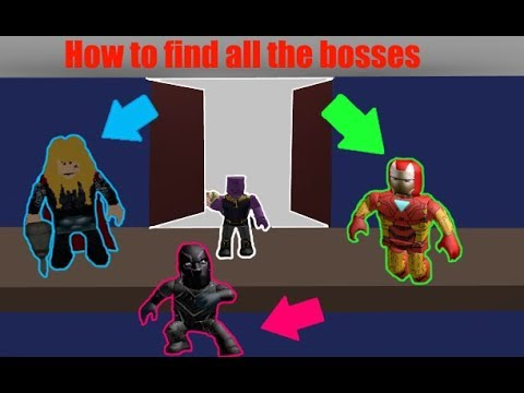 roblox snap simulator all the bosses(special 300 subs)