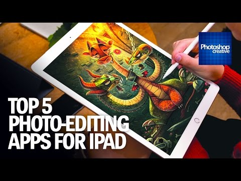 Top 5 | Best Photo-editing Apps For IPad