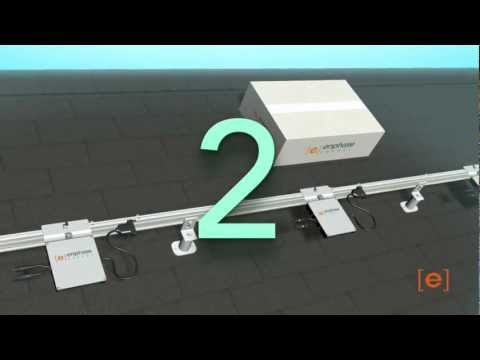 Enphase M215 Installation Animation