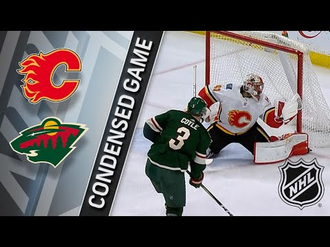 01/09/18 Condensed Game: Flames @ Wild