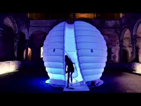 Contemporary Locus 11 | Eva Frapiccini, Dreams' Time Capsule | Monastero del Carmine, Bergamo, 2016