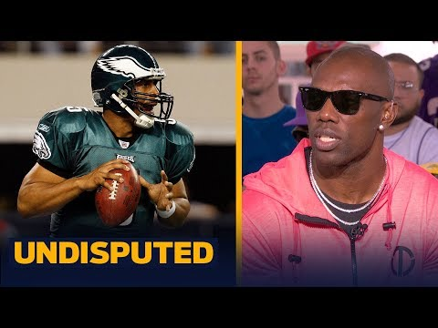 T.O. on beef with Donovan McNabb: 'I can't fight a man's jealousy' | UNDISPUTED | LIVE FROM MIAMI