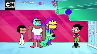 Bizarro Titans I Teen Titans Go! I Cartoon Network