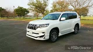 ≪2018 トヨタ ランドクルーザー プラド TX-L モデリスタ ガソリン車≫ Toyota Landcruiserprado 2018 Modellista