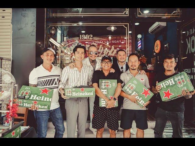 Huỳnh Phương, Thái Vũ, anh Long Đẹp Trai Đến Chia Vui, Ăn Uống No Say Tiệm 13