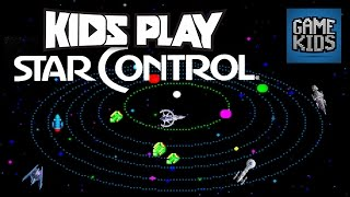 Star Control II With JD, Teddy, And Burnie - Kids Play