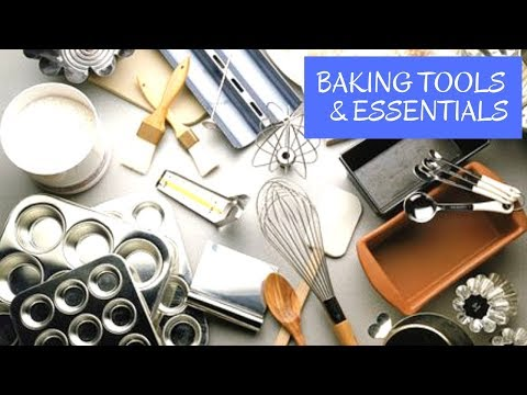 Baking Essentials | Baking Tools | Baking Series | Philocaly