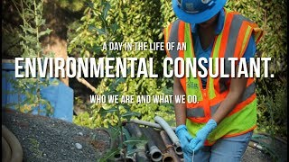 A day in the life of an ECS Environmental Consultant.