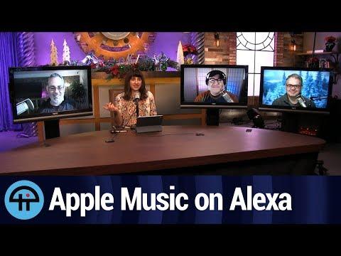Apple Music on Amazon Echo Mp3