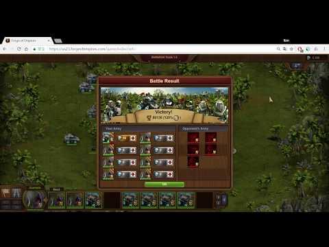 [Forge of Empires] Future Era - Guild Expedition - encounter 39(No unit lost)