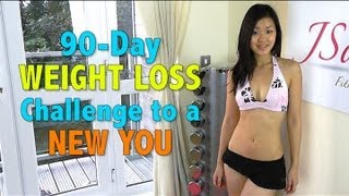 90-Day WEIGHT LOSS Challenge To a New You