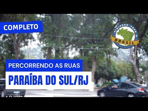 Viajando Todo o Brasil - Paraíba do Sul/RJ - Especial