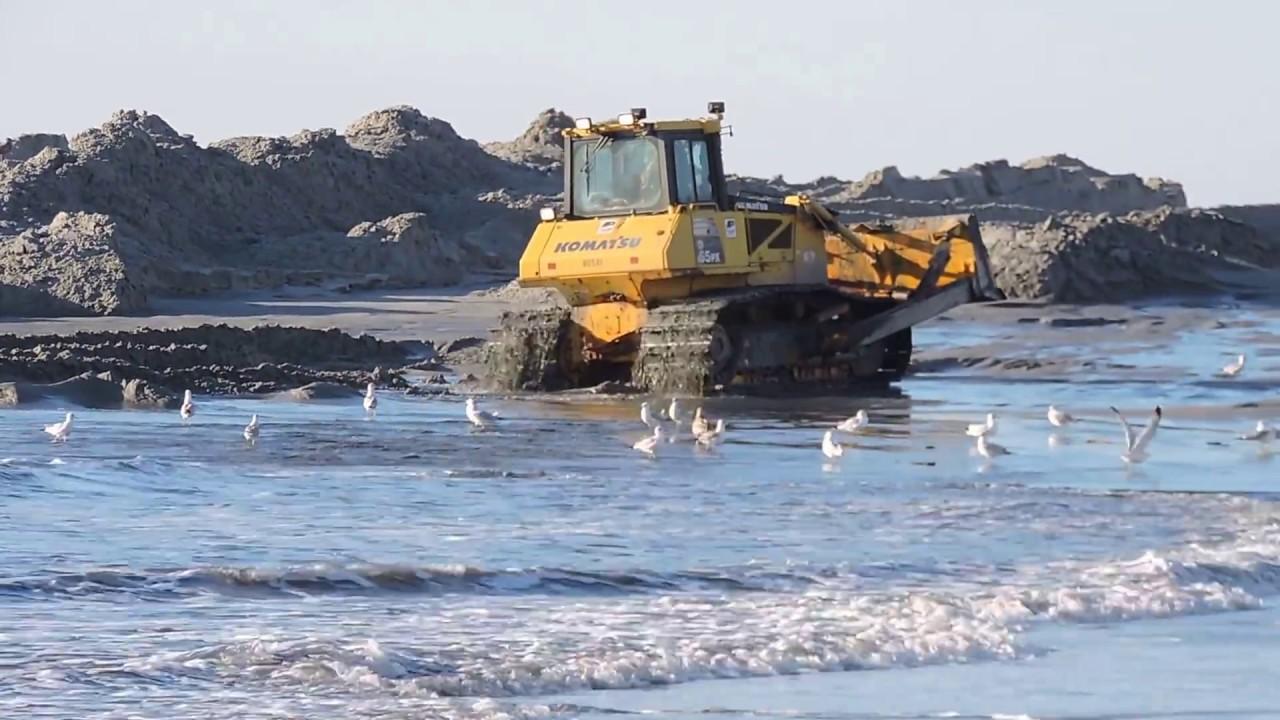 Murrells Inlet And Garden City Beach Sc Dredging