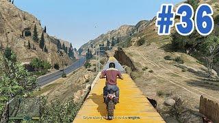 Grand Theft Auto 5 walkthrough - Part 36 (Derailed)