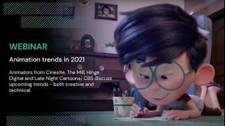 Animation Trends in 2021 | WEBINAR