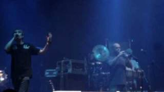 IAN BROWN crowning of the poor (Live FIB 2010)