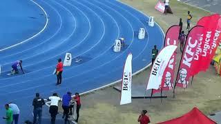 Kc 42.76  vs Calabar 42.77 class  2 boys  4x100