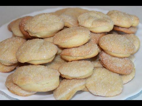 Домашнее печенье-очень вкусное.
