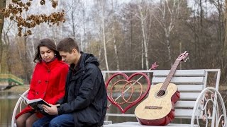 Скрябін - Старі фотографії акустичний кавер (Milena & Sasha cover)