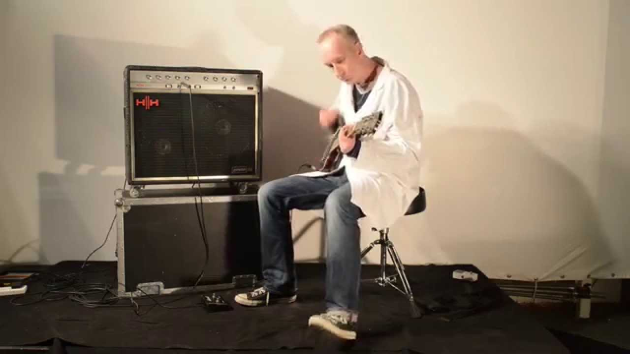 100 Amp Disconnect >> HH IC 100 guitar amp combo - YouTube