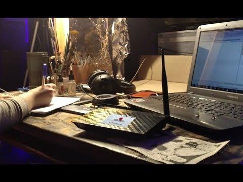 Настраиваем ASUS RT-N10 Wi-Fi роутер и подключаем Internet (Интернет) для Nemiya.com
