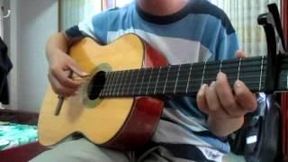 hướng dẫn lời hứa guitar