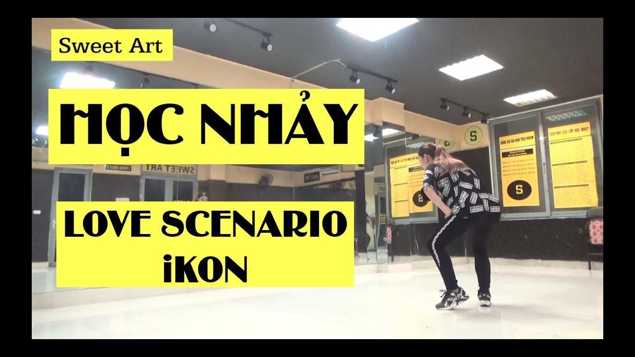 [Học nhảy hiện đại] Bài 63: Học nhảy bài LOVE SCENARIO - iKON (part 1) | DANCER JENA