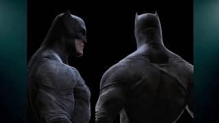 """Создание костюма Бэтмена для фильма """"Бэтмен против Супермена"""""""
