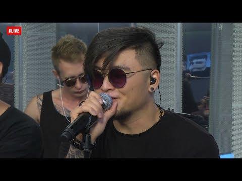 M-BAND – Невыносимая (#LIVE Авторадио)