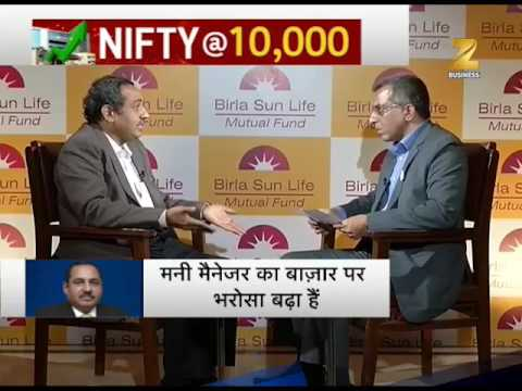 Watch: Exclusive interview of CEO, Birla Sun Life Mutual Fund